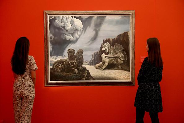 Tristan Fewings「Impressionist, Modern & Surrealist Art Evening Sale Preview at Sotheby's London」:写真・画像(11)[壁紙.com]