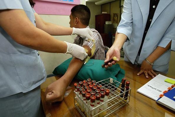 AIDS「AIDS Treatment In Thailand」:写真・画像(6)[壁紙.com]