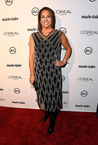 Embellishment「Marie Claire's Image Maker Awards 2017 - Arrivals」:写真・画像(8)[壁紙.com]