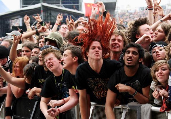 Heavy Metal「Download Festival 2007 - Day 3」:写真・画像(1)[壁紙.com]