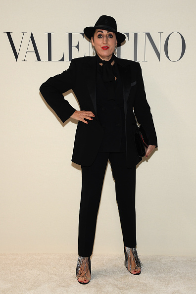 Womenswear「Valentino : Front Row - Paris Fashion Week Womenswear Fall/Winter 2020/2021」:写真・画像(5)[壁紙.com]