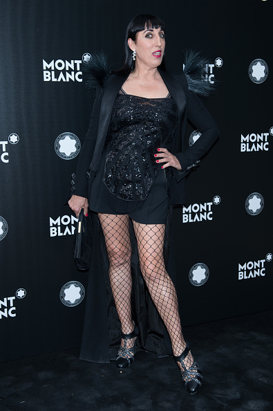 Fishnet Stockings「Montblanc De La Culture Arts Patronage Award At The Madrid Palacio Liria - Photocall」:写真・画像(13)[壁紙.com]