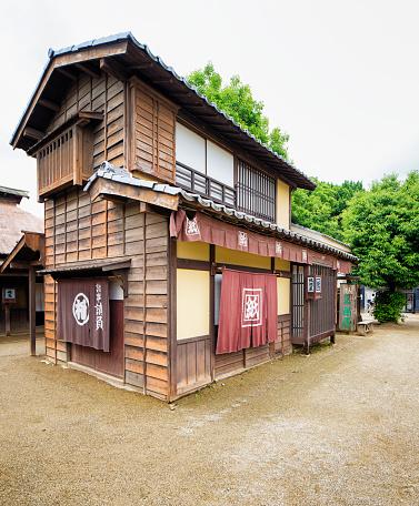 Japan「日本の江戸東映京都でエクステリアの映画セットを保存」:スマホ壁紙(11)