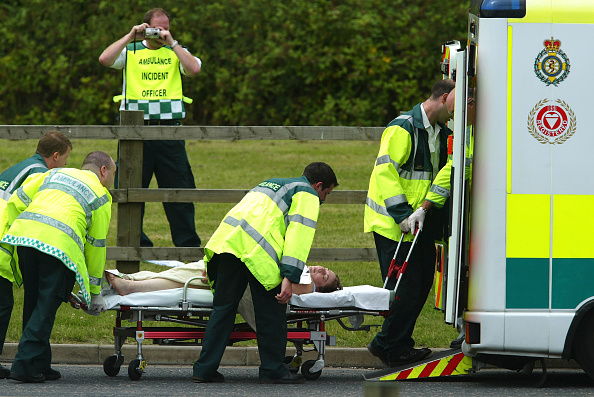 Reflective Clothing「GBR: Britain Holds Largest Ever Mock Terror Alert」:写真・画像(10)[壁紙.com]