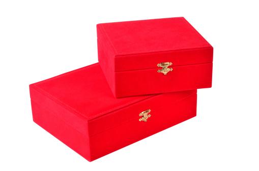 赤「宝石箱」:スマホ壁紙(6)