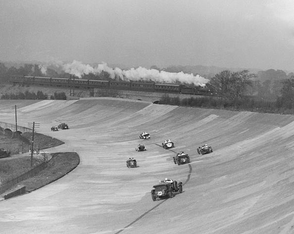 モータースポーツ「JCC Double Twelve Race, Brooklands, Surrey, 1929」:写真・画像(13)[壁紙.com]