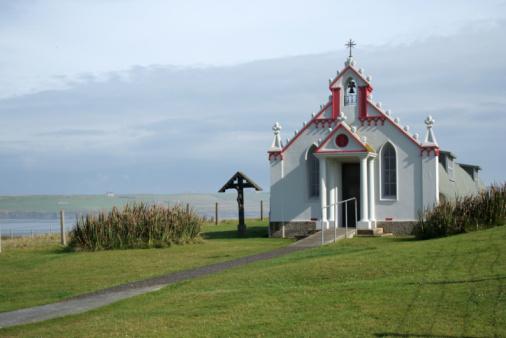 Spirituality「Italian Chapel」:スマホ壁紙(8)