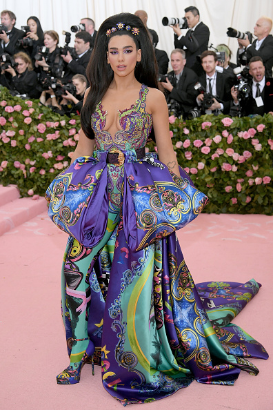 Multi Colored「The 2019 Met Gala Celebrating Camp: Notes on Fashion - Arrivals」:写真・画像(3)[壁紙.com]