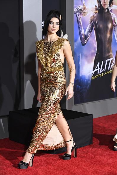 "Sequin「Premiere Of 20th Century Fox's ""Alita: Battle Angel"" - Arrivals」:写真・画像(16)[壁紙.com]"