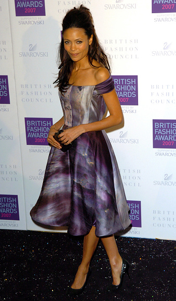 Giles「British Fashion Awards - Arrivals」:写真・画像(7)[壁紙.com]