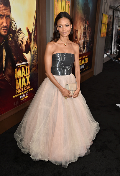 "Clutch Bag「Premiere Of Warner Bros. Pictures' ""Mad Max: Fury Road"" - Red Carpet」:写真・画像(10)[壁紙.com]"