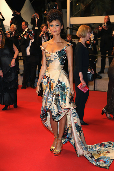 """High Low Dress「""""Solo: A Star Wars Story"""" Red Carpet Arrivals - The 71st Annual Cannes Film Festival」:写真・画像(11)[壁紙.com]"""