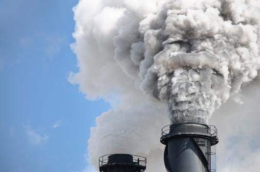 Ugliness「Chimney Smoke - Air Pollution」:スマホ壁紙(15)