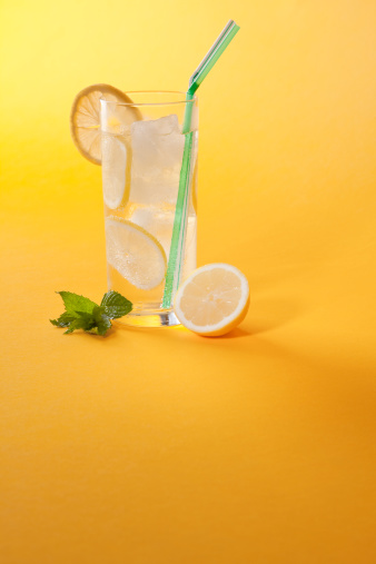 Lemon Soda「Refreshing Summer Drink」:スマホ壁紙(1)