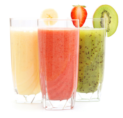 ジュース「爽やかなジュースをご用意。キウイ、バナナとストロベリー」:スマホ壁紙(11)