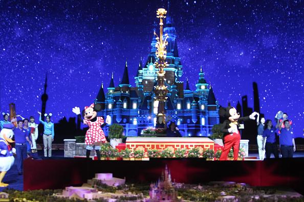 Magic Kingdom「Shanghai Disney Resort Unveils Six Themed Parks On Wednesday」:写真・画像(16)[壁紙.com]