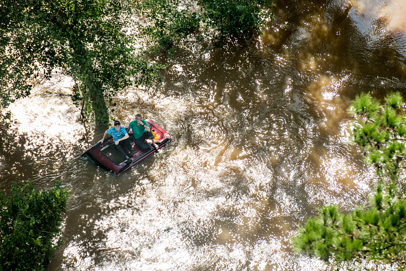 Bestpix「Carolinas Face Flooding After Hurricane Florence Lumbers Through States」:写真・画像(19)[壁紙.com]