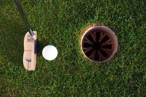 Putting - Golf「hole」:スマホ壁紙(14)