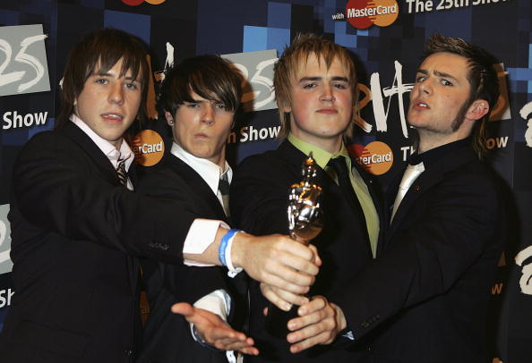 Oxfam「BRIT Awards 2005 - Awards Room」:写真・画像(10)[壁紙.com]