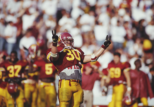 Running Back「Washington State Cougars vs USC Trojans」:写真・画像(6)[壁紙.com]