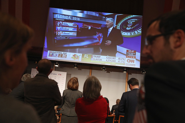 Florida - US State「Germany Watches U.S. Elections Results」:写真・画像(3)[壁紙.com]