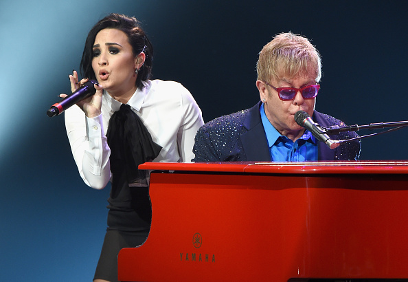 New「Island Life Presents Elton John And His Band At the Wiltern With Special Guests」:写真・画像(5)[壁紙.com]