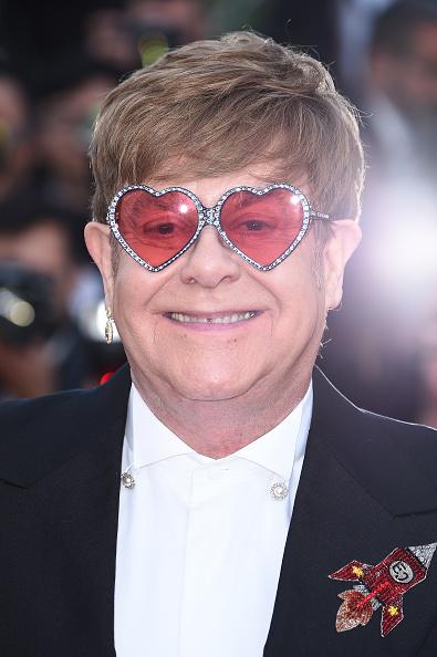 """カメラ目線「""""Rocketman"""" Red Carpet - The 72nd Annual Cannes Film Festival」:写真・画像(13)[壁紙.com]"""