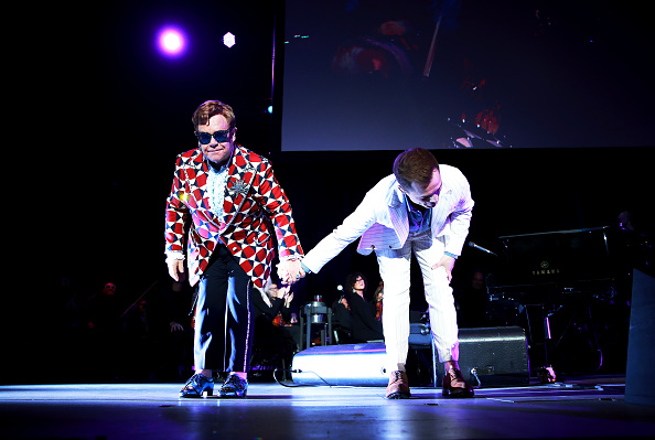 """Rocketman - 2019 Film「""""Rocketman: Live in Concert"""" Featuring a Special Performance by Elton John & Taron Egerton with The Hollywood Symphony Orchestra」:写真・画像(11)[壁紙.com]"""