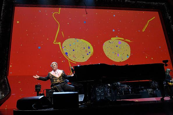 コンサート「Elton John In Concert - New York, NY」:写真・画像(17)[壁紙.com]