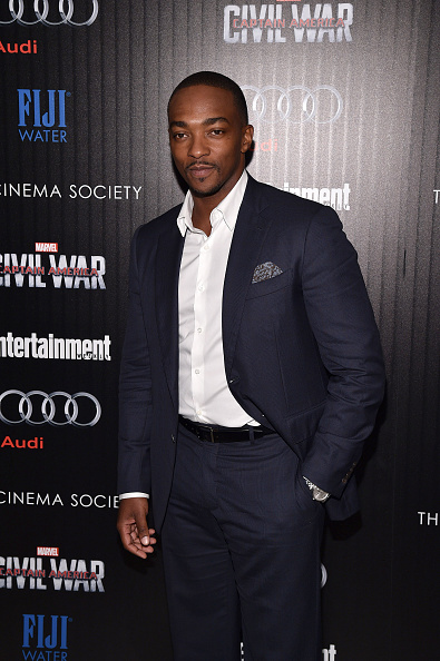 """Awe「The Cinema Society With Audi And FIJI Water Host A Screening Of Marvel's """"Captain America: Civil War""""」:写真・画像(13)[壁紙.com]"""