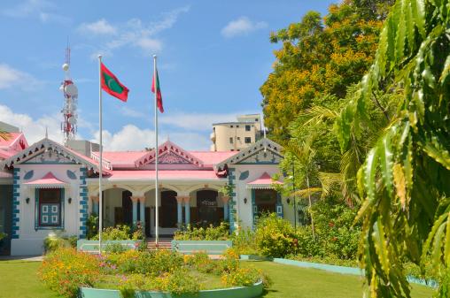 Presidential Palace「Maldives Presidental Residence」:スマホ壁紙(15)