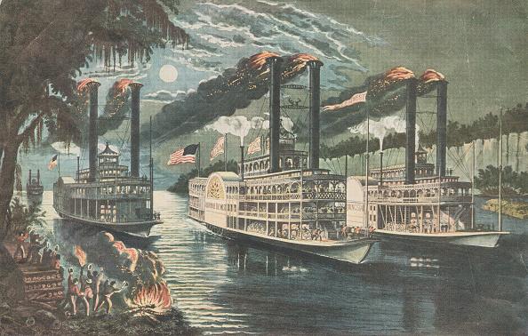 Mississippi River「Mississippi Rivals」:写真・画像(9)[壁紙.com]