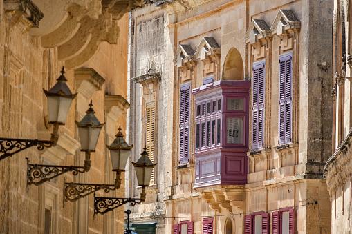 Malta「Old streets of Mdina, Malta」:スマホ壁紙(19)