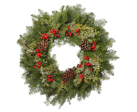 Pine Cone「Wreath」:スマホ壁紙(1)