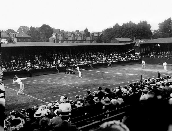 Sports Court「Lawn Tennis Doubles」:写真・画像(18)[壁紙.com]