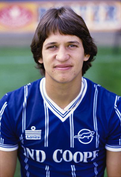 Leicester「Leicester City striker Gary Lineker 1983/84」:写真・画像(0)[壁紙.com]