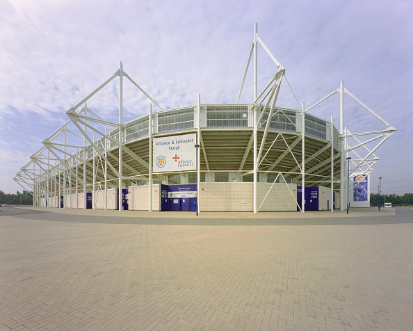 Stadium「Leicester City Football Stadium. Leicester」:写真・画像(17)[壁紙.com]