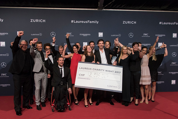Charity Benefit「Laureus Charity Night」:写真・画像(17)[壁紙.com]