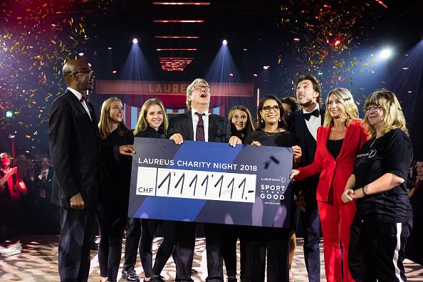Charity Benefit「Laureus Charity Night」:写真・画像(12)[壁紙.com]