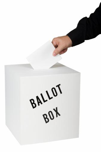 Polling Place「Empty ballot」:スマホ壁紙(13)