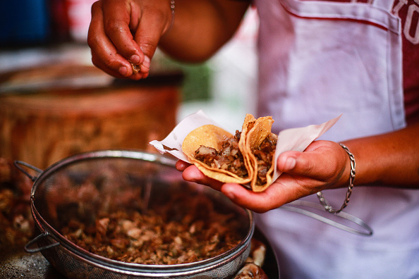Taco「Street Food Business Hit By Coronavirus Effect」:写真・画像(9)[壁紙.com]