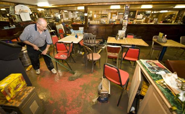 Galveston Residents Allowed To Return Home After Hurricane Ike:ニュース(壁紙.com)