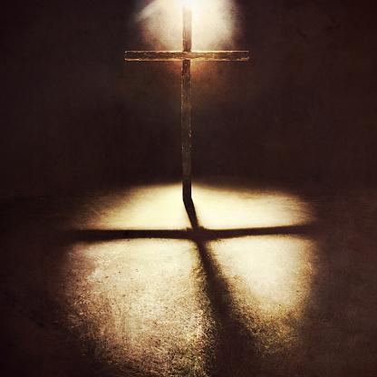 Forgiveness「Dark Cross with Shadow」:スマホ壁紙(15)