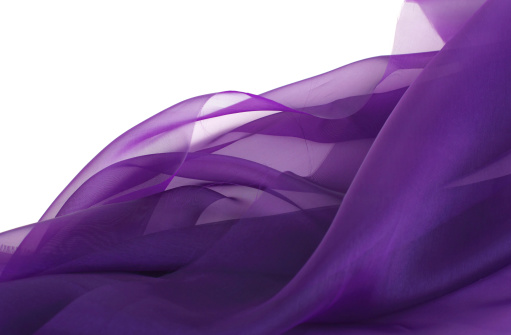 Saturated Color「Purple fabric」:スマホ壁紙(6)