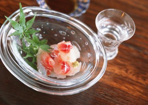 Sea Bream「Sashimi of Red Sea Bream」:スマホ壁紙(19)