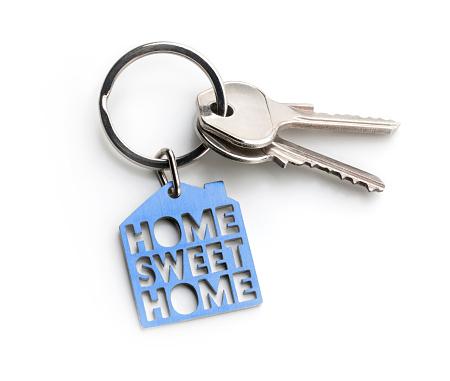 Home Sweet Home「Blue 'Home sweet home' key fob」:スマホ壁紙(16)