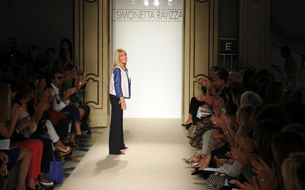 Milano Moda Donna「Simonetta Ravizza - Runway - Milan Fashion Week Womenswear Spring/Summer 2014」:写真・画像(3)[壁紙.com]