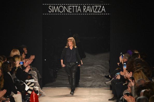 Gratitude「Simonetta Ravizza - Runway - MFW F/W 2013」:写真・画像(6)[壁紙.com]