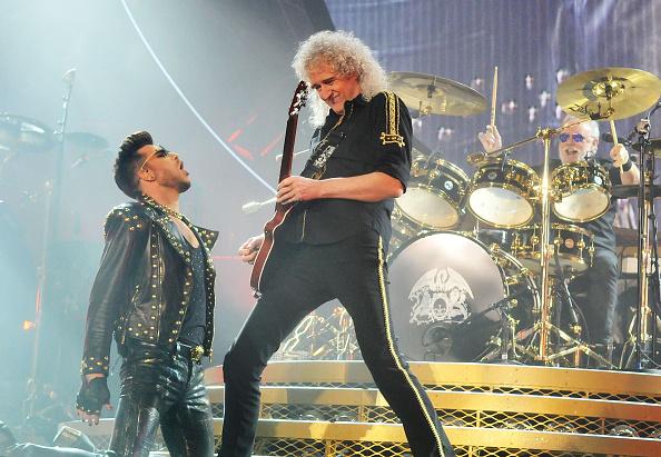 Rock Music「Queen & Adam Lambert Perform At The 02 Arena」:写真・画像(4)[壁紙.com]