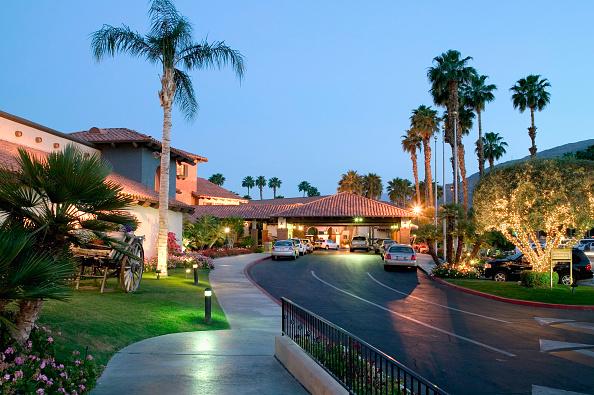 Tradition「Hotel, Palm Springs, California, USA」:写真・画像(5)[壁紙.com]